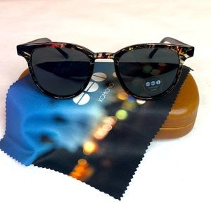 KOMONO Francis Fern Sunglasses (NEW)